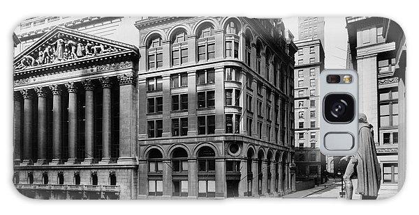 Stock Exchange, C1908 Galaxy Case