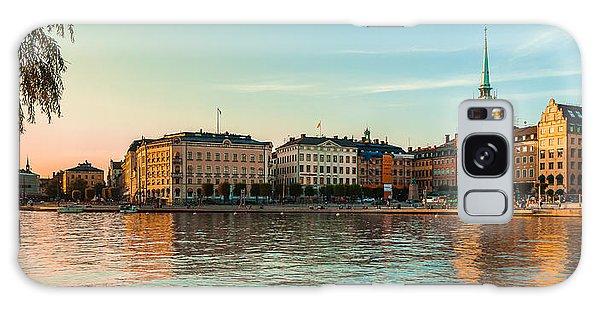 Stockholm Munkbroleden Galaxy Case
