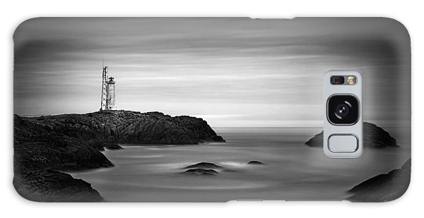 Stokksnes Lighthouse Galaxy Case