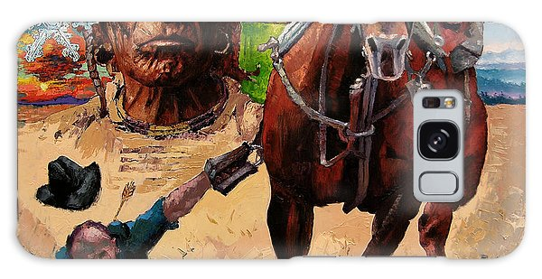 Horse Galaxy Case - Stolen Land by John Lautermilch