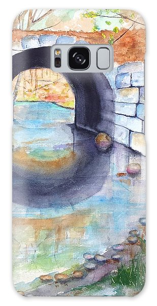 Stone Arch Bridge Dunstable Galaxy Case