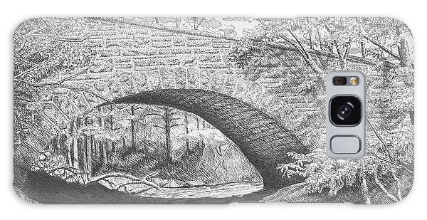 Stone Bridge Galaxy Case
