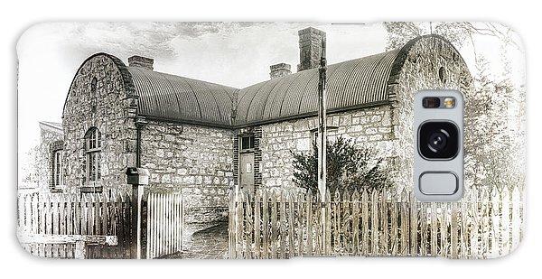 Stone Cottage Galaxy Case by Wayne Sherriff