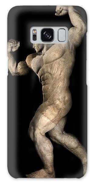 Sportsman Galaxy Case - Studio Male Model Render 25 by Carlos Diaz