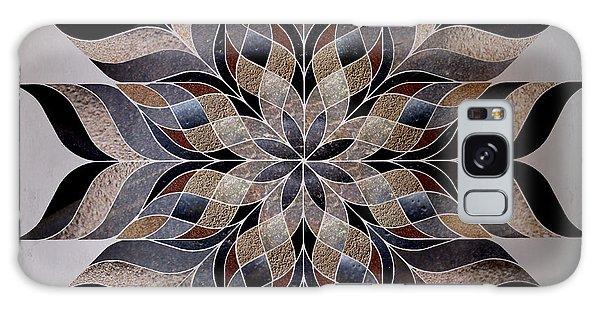 Stone Mandala Galaxy Case