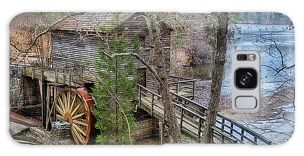Stone Mountain Park In Atlanta Georgia Galaxy Case