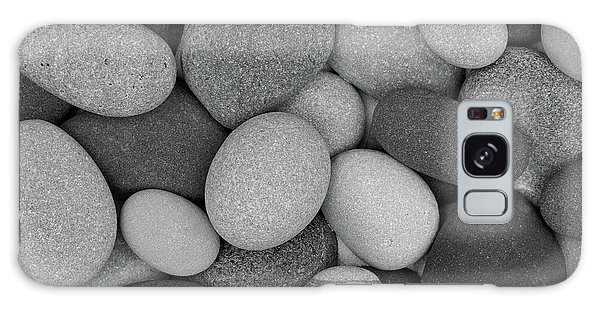 Stone Soup Black And White Galaxy Case
