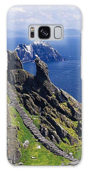 Stone Stairway, Skellig Michael Galaxy Case