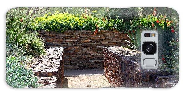 Stone Walkway Galaxy Case by Kathryn Meyer