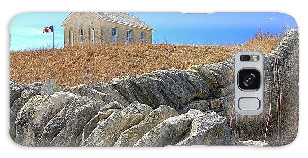 Stone Wall Education Galaxy Case