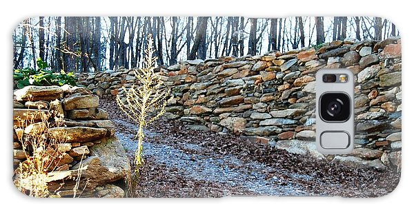Stone Wall Ga Mountain 1 Galaxy Case