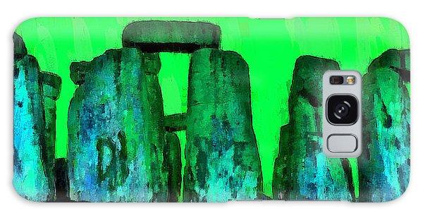 Landscapes Galaxy Case - Stonehenge 207 - Da by Leonardo Digenio