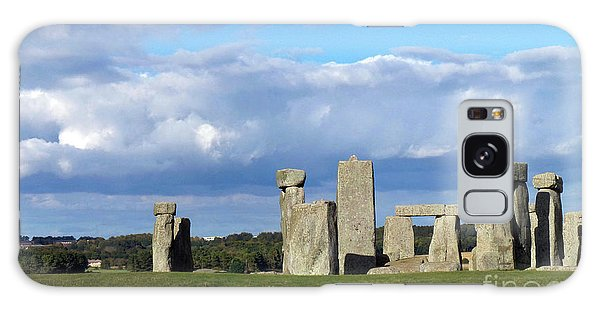 Galaxy Case featuring the photograph Stonehenge 4 by Francesca Mackenney