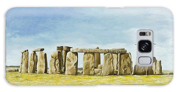 Stonehenge Galaxy Case