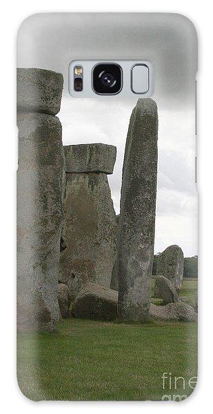Stonehenge Side Pillars Galaxy Case