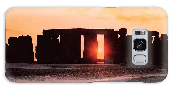 Stone Galaxy Case - Stonehenge Winter Solstice by English School