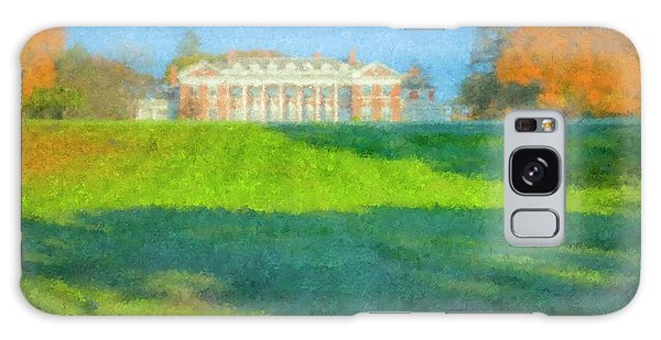 Stonehill College In October Galaxy Case