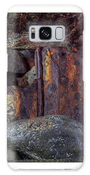 Rusted Stones 2 Galaxy Case by Steve Siri