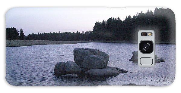 Stones Of Serenity Galaxy Case