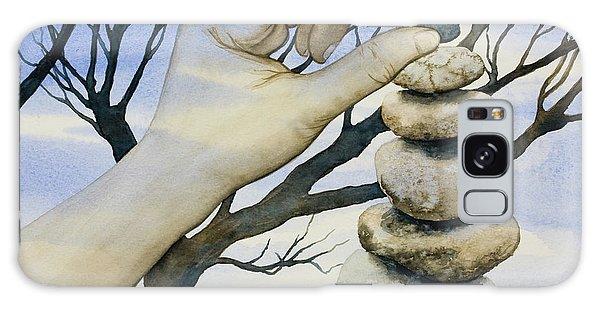 Stones Galaxy Case by Sheri Howe
