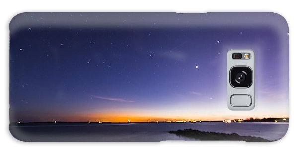 Stonington Skies Galaxy Case