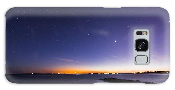 Stonington Skies Galaxy Case