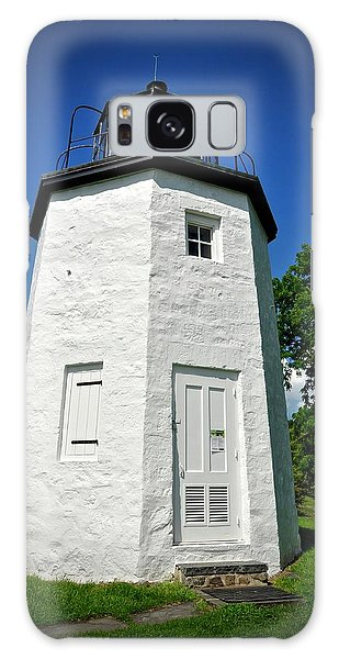 Stony Point Lighthouse Galaxy Case