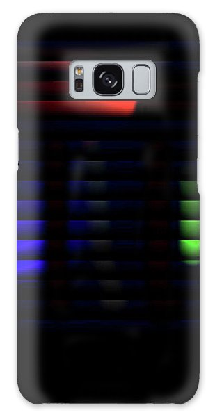 Stop And Go Blinds Galaxy Case