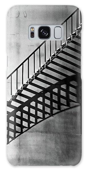 Storage Stairway Galaxy Case by Christopher McKenzie