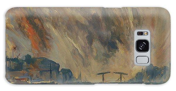 Briex Galaxy Case - Storm 18012018 Amstel Amsterdam by Nop Briex