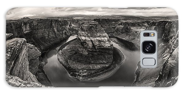 Storm At Horseshoe Bend Galaxy Case