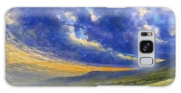 Galaxy Case - Storm Brewing In Donegal by Jim Gola