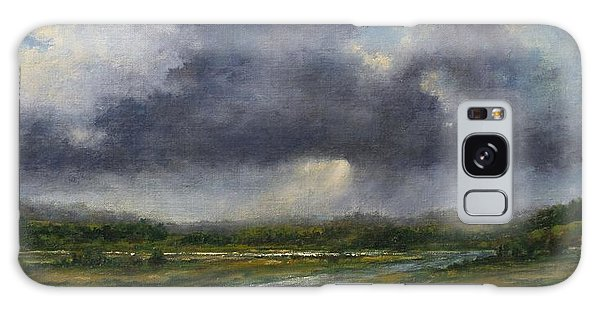 Galaxy Case - Storm Brewing Over The Refuge by Jim Gola