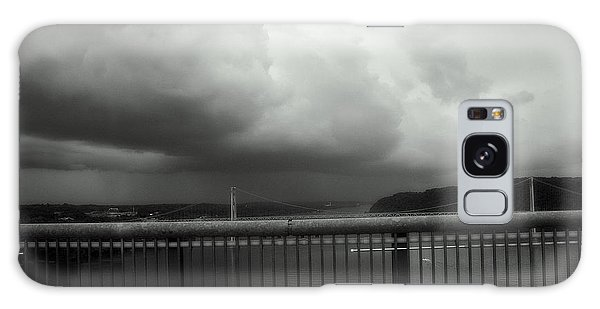Storm Clouds On The Hudson Galaxy Case