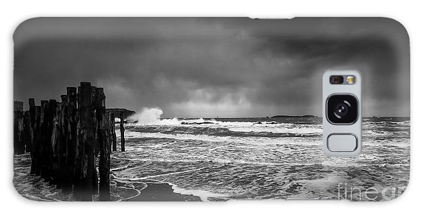 Storm In Saint-malo Galaxy Case