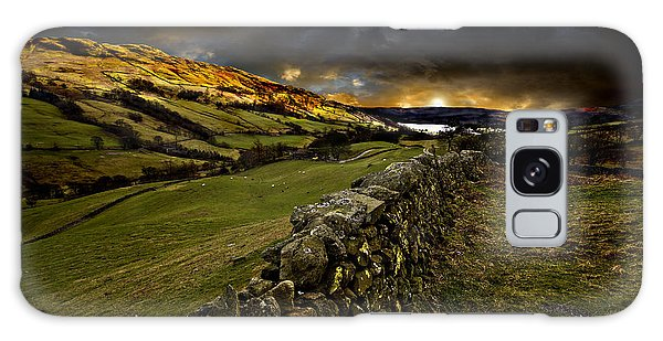 Storm Over Windermere Galaxy Case