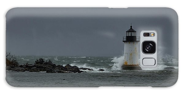 Storm Riley Pickering Lighthouse Galaxy Case