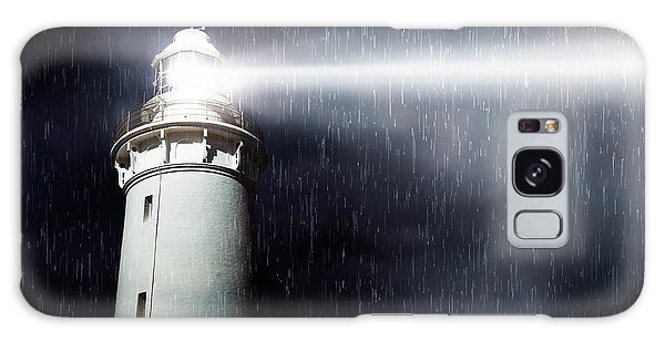 Navigation Galaxy Case - Storm Searchlight by Jorgo Photography - Wall Art Gallery