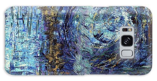 Storm Spirits Galaxy Case by Cathy Beharriell
