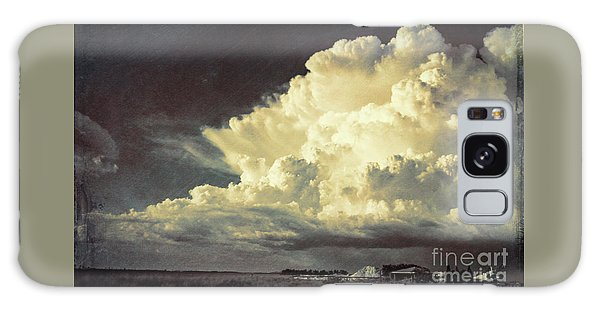 Ominous Galaxy Case - Storm Warning by Marvin Spates