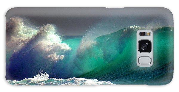 Storm Wave Galaxy Case