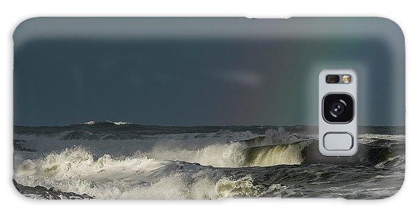 Stormlight Seaside Cove Galaxy Case