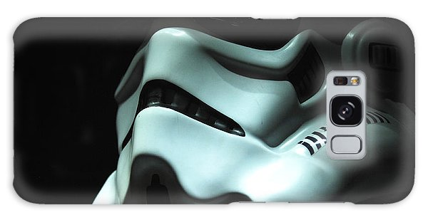 Stormtrooper Helmet Galaxy Case