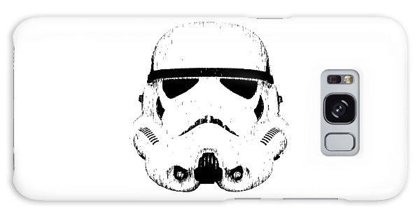Stormtrooper Helmet Star Wars Tee Black Ink Galaxy Case