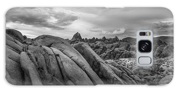 Stormy Afternoon At Alabama Hills Galaxy Case
