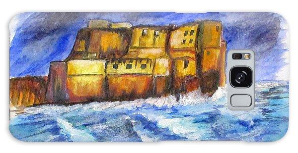 Stormy Castle Dell'ovo, Napoli Galaxy Case
