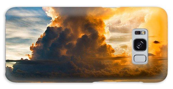 Stormy Florida Keys Galaxy Case