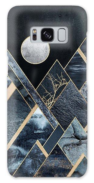 Moon Galaxy Case - Stormy Mountains by Elisabeth Fredriksson
