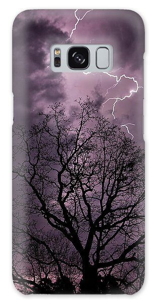 Stormy Night Galaxy Case