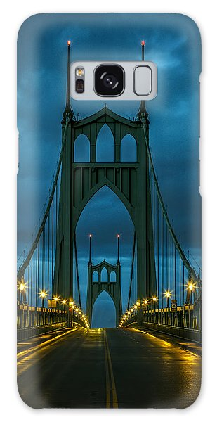 Stormy St. Johns Galaxy Case